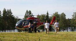 Helikopteripalvelut